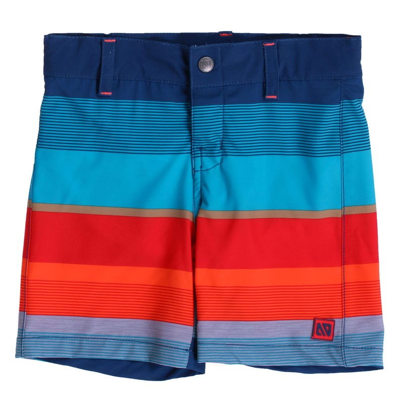 Surf Striped Boardshort 7-12y