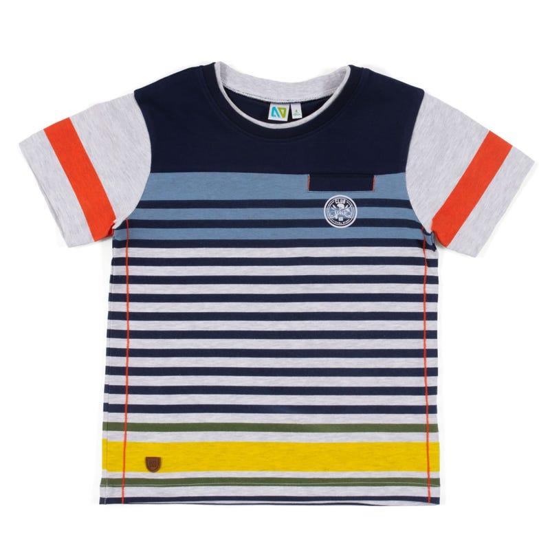 Green Club T-Shirt 7-12