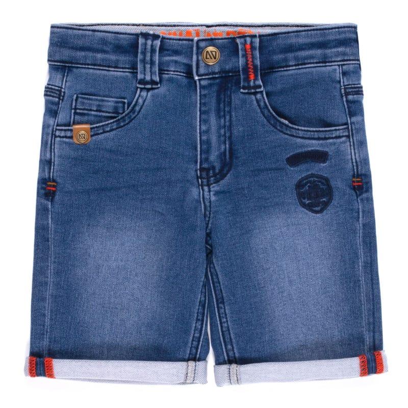 Bermuda Jeans Écolo 7-12
