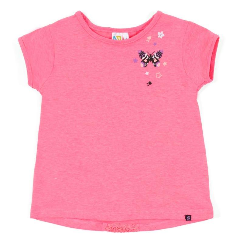 Butterfly T-Shirt 2-6x