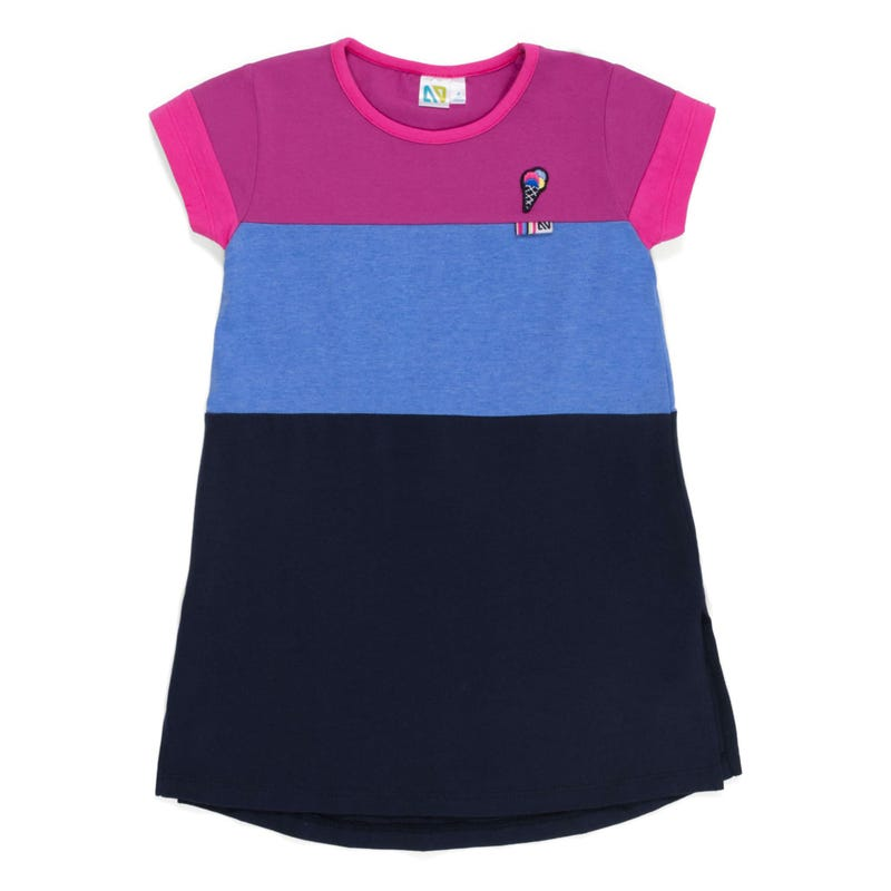 Beach Colorblock Tunic 2-6x