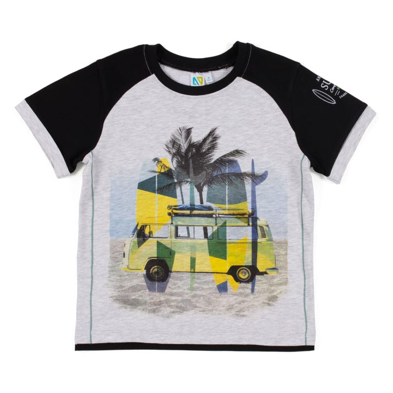 T-Shirt Surf Californie 2-6x