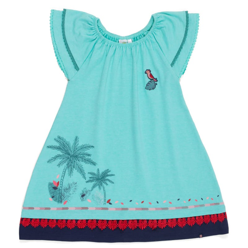 Tropical Tunic 7-12