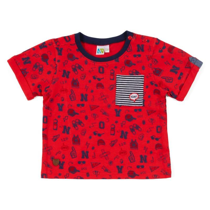 T-shirt Imp Joue 3-24m