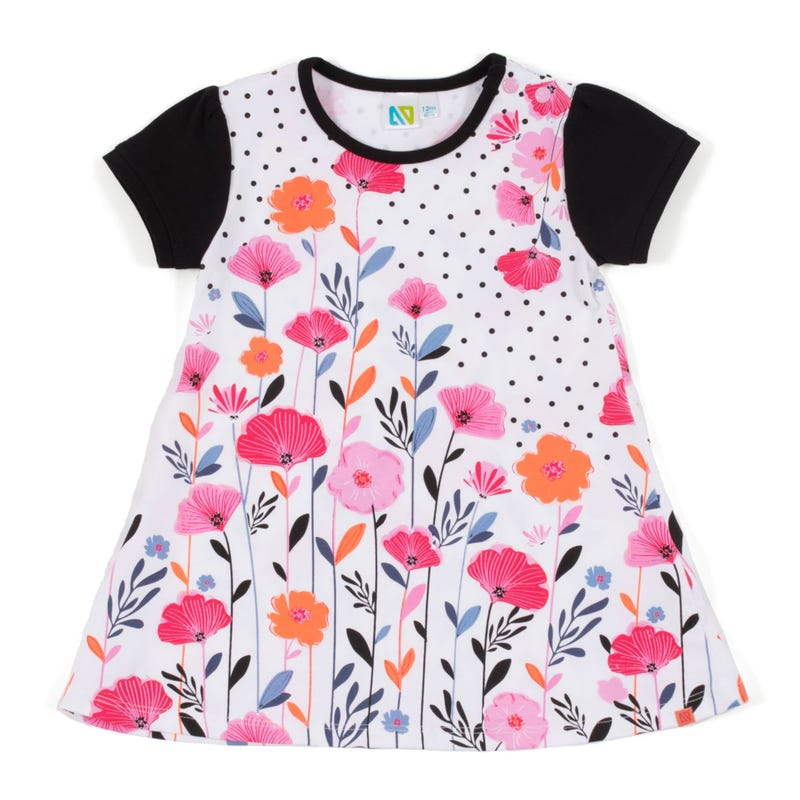 Daisy Dress 3-24m