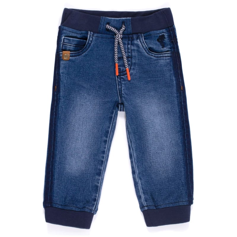 Jeans Jogger Clique Verte3-24m
