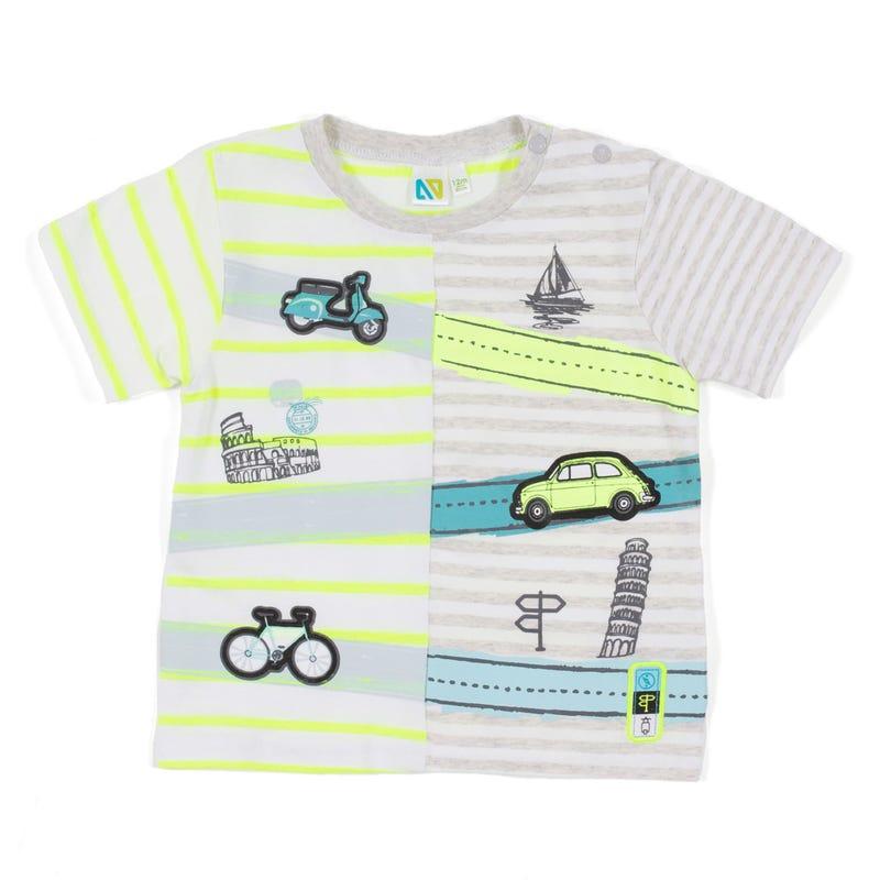 Italien T-Shirt 3-24m