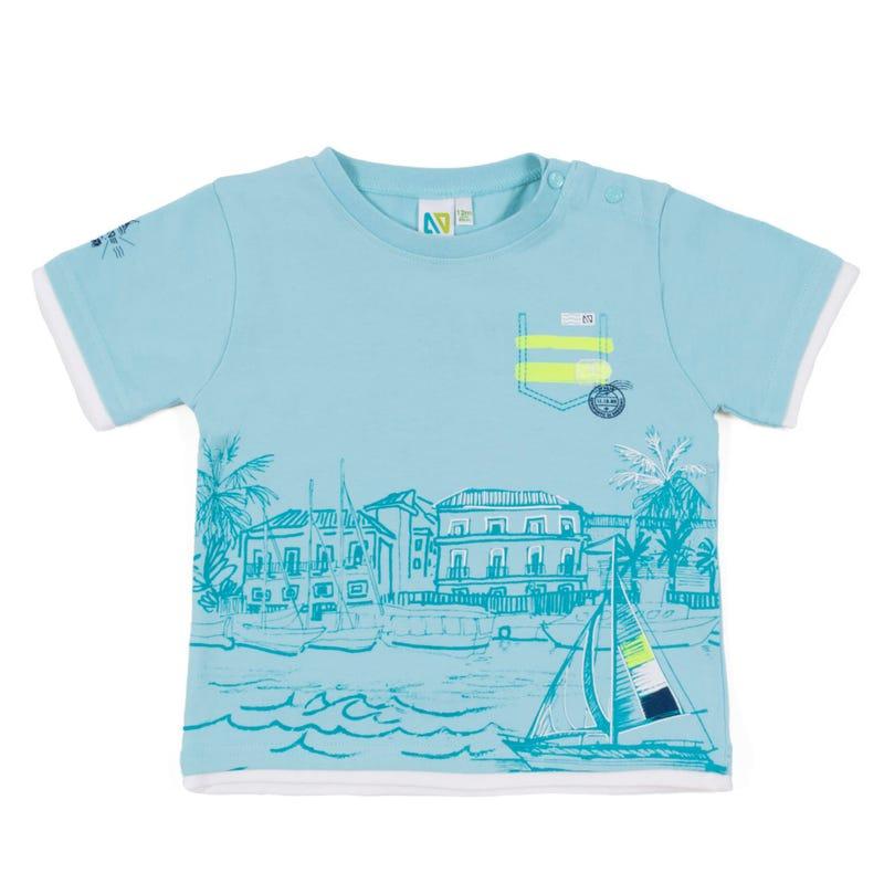 Italian T-Shirt 3-24m