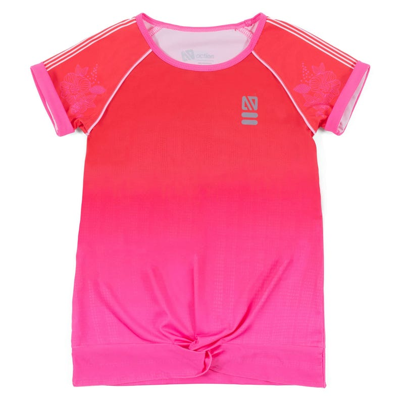 T-shirt noeud Retro-Active4-6x