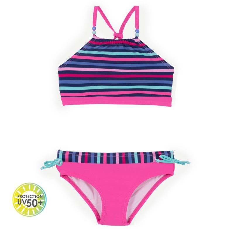 Bikini UV Safari 7-14ans