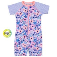 Daisy UV Swimsuit 9-24m