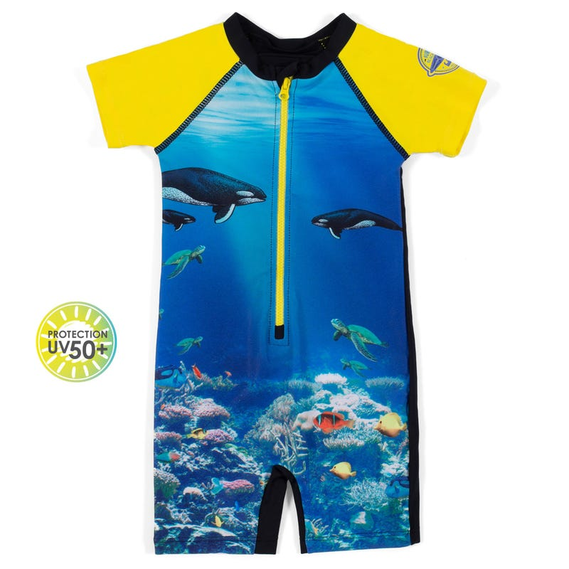 Ocean UV swimsuit 9-24m
