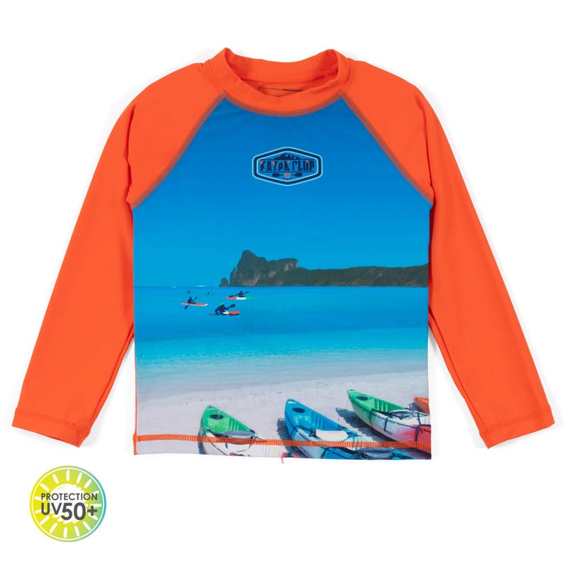 T-shirt Maillot UV Tropic 7-10