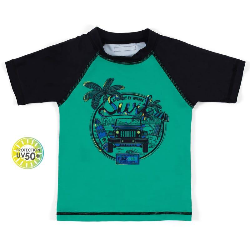T-shirt Maillot Bali 2-6