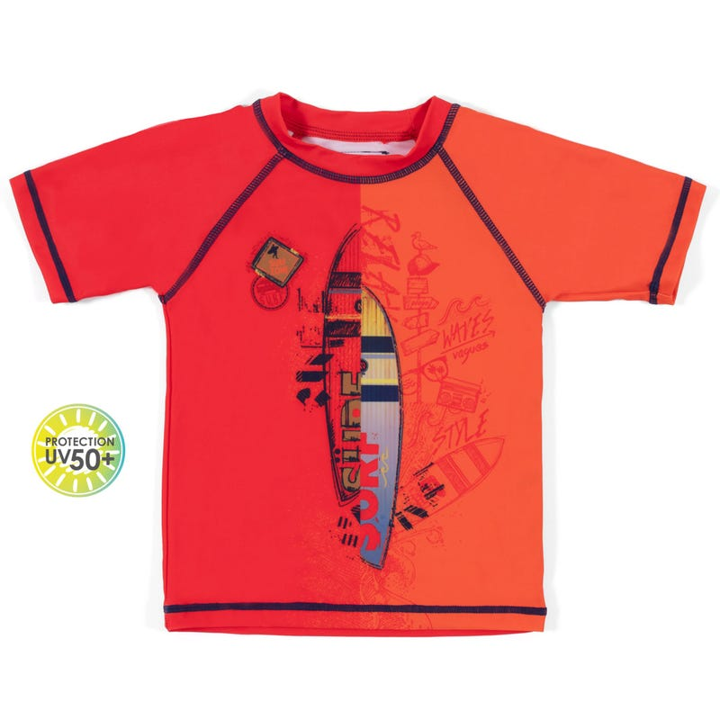 T-Shirt Maillot UV Maui 2-6