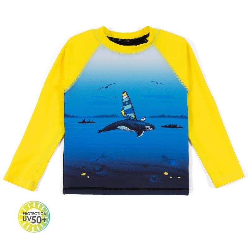 Ocean UV Rashguard 12-24m