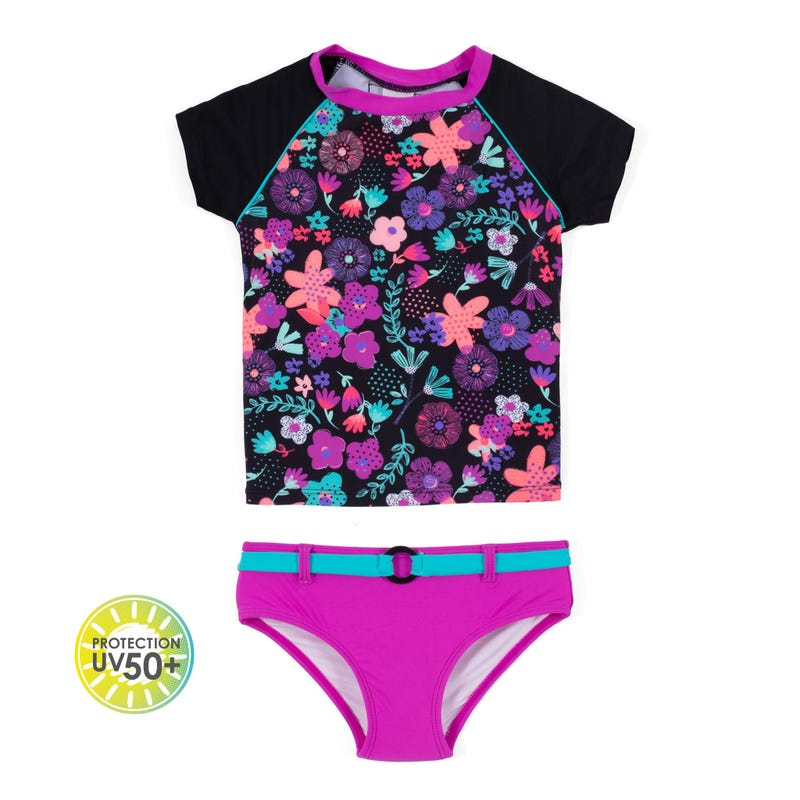 Petunia 2pcs Swimsuit 7-14