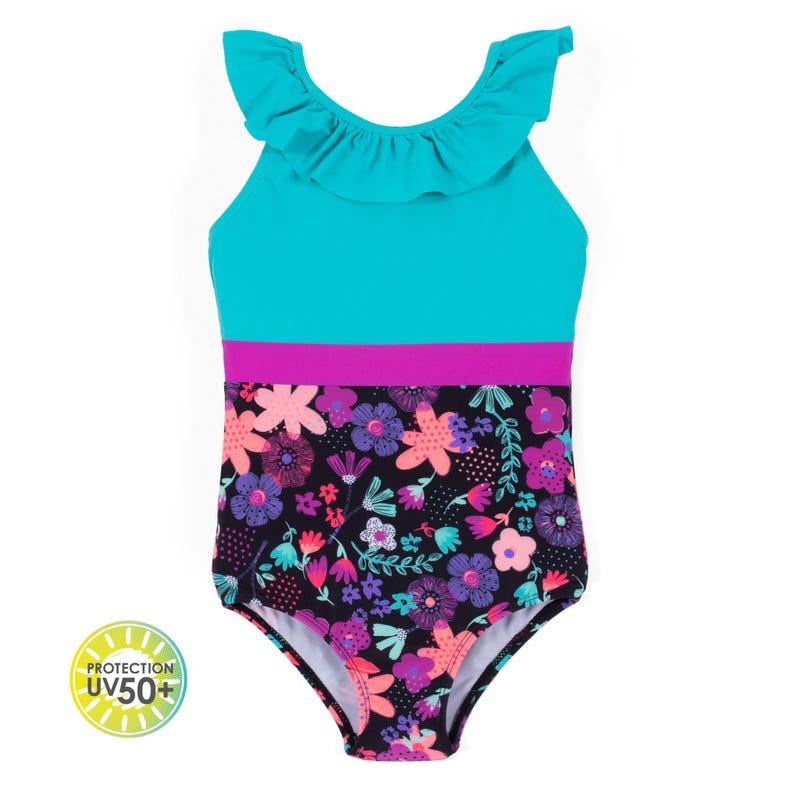 Maillot UV Petunia 7-14