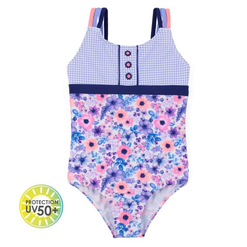 Daisy Swimsuit 12-24m