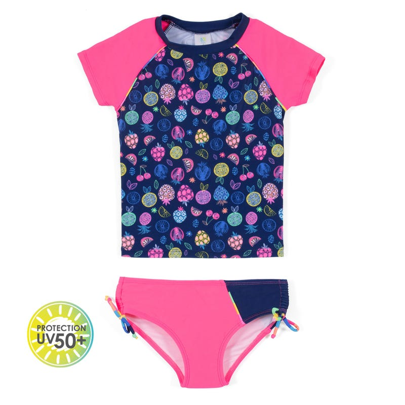 Fruity 2 Pieces UV Swimsuit 2-6