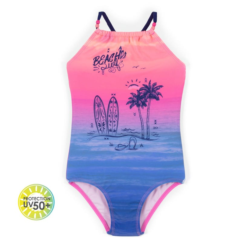 Beach UV Swimsuit 7-14y