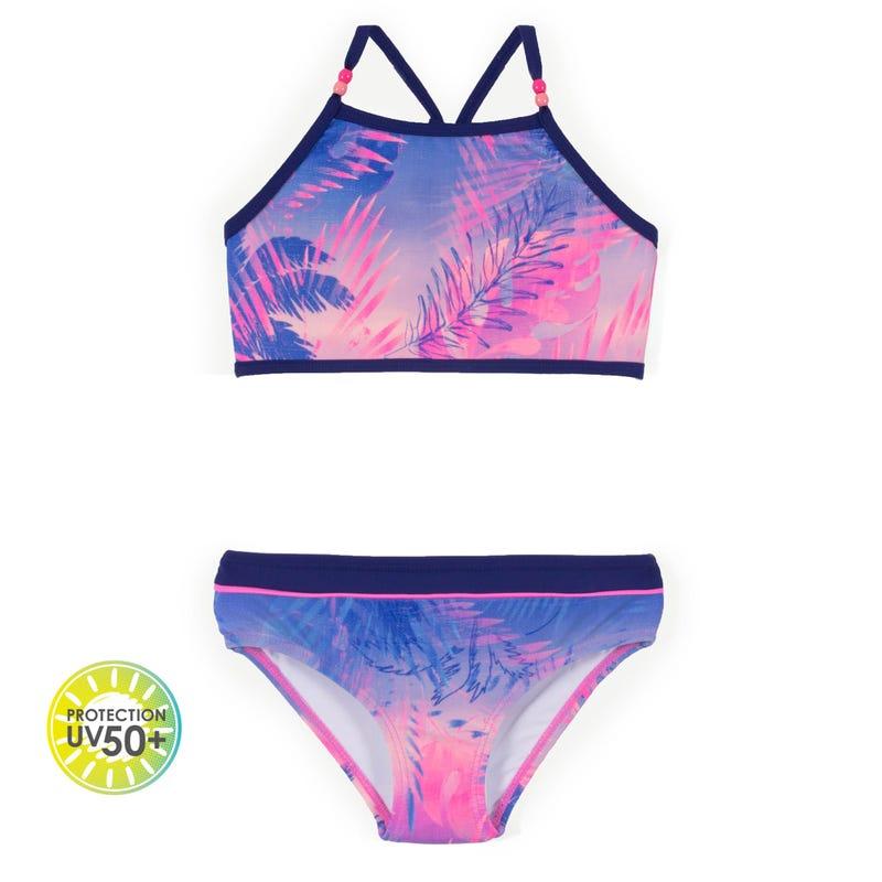 Beach UV Bikini 7-14y