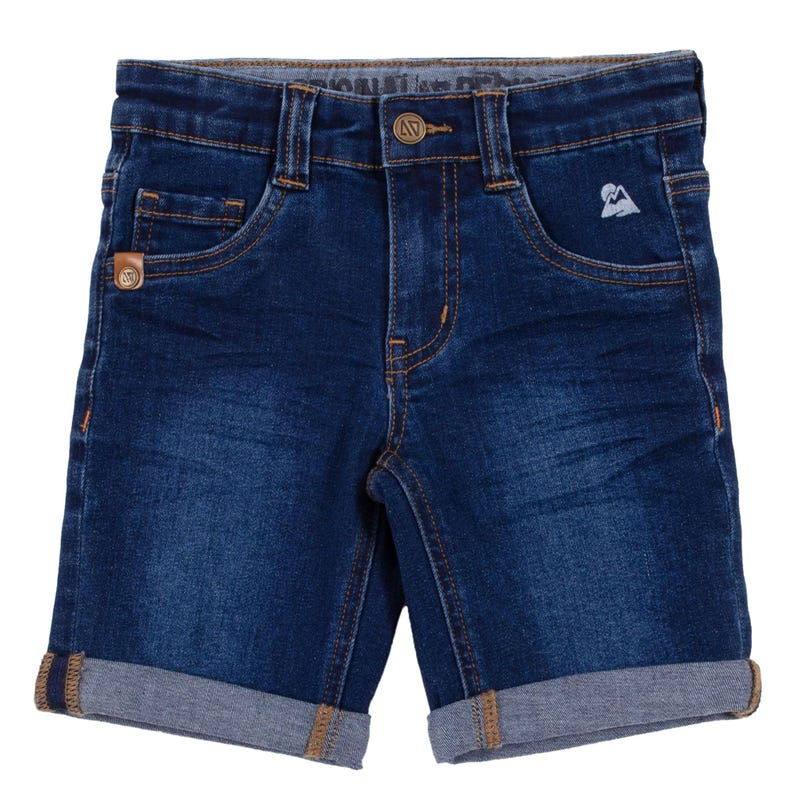 Bermuda Jeans Nevada 7-12ans