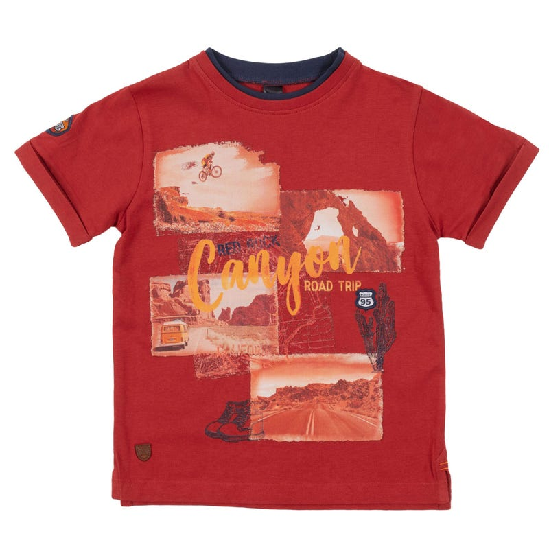 T-Shirt Nevada 7-12ans