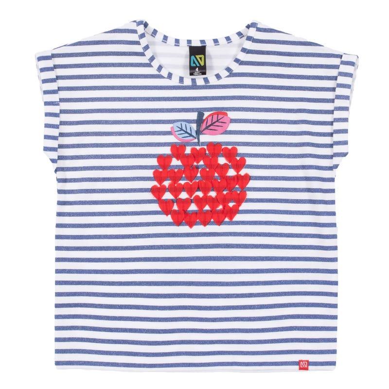 T-Shirt Pomme d'Api 2-6ans