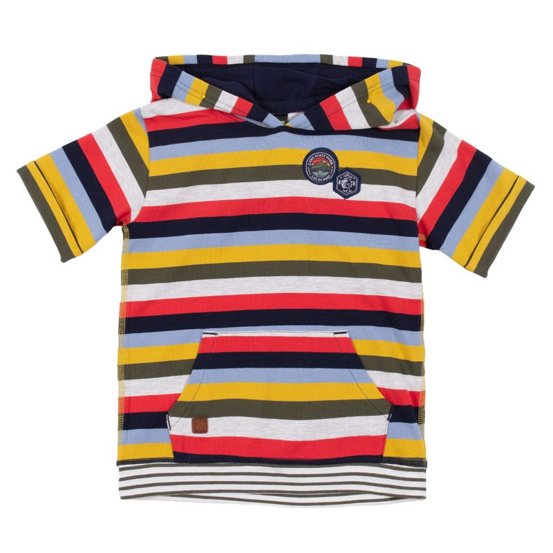 Catch Hooded T-Shirt 2-6y