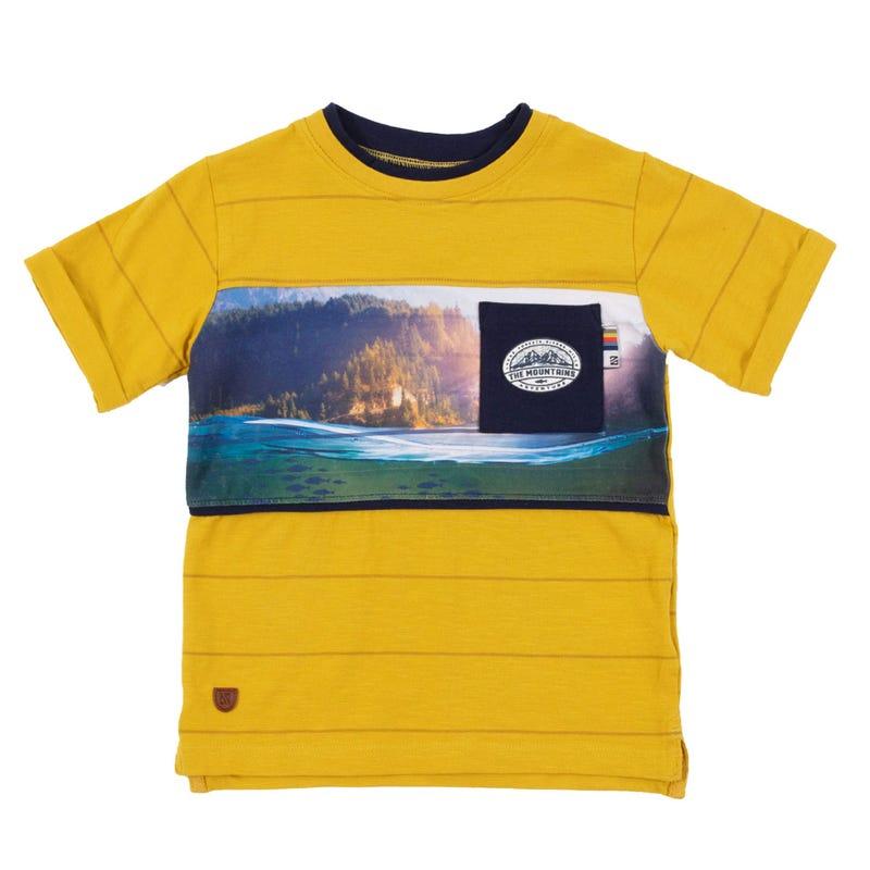 Catch T-Shirt 7-12y