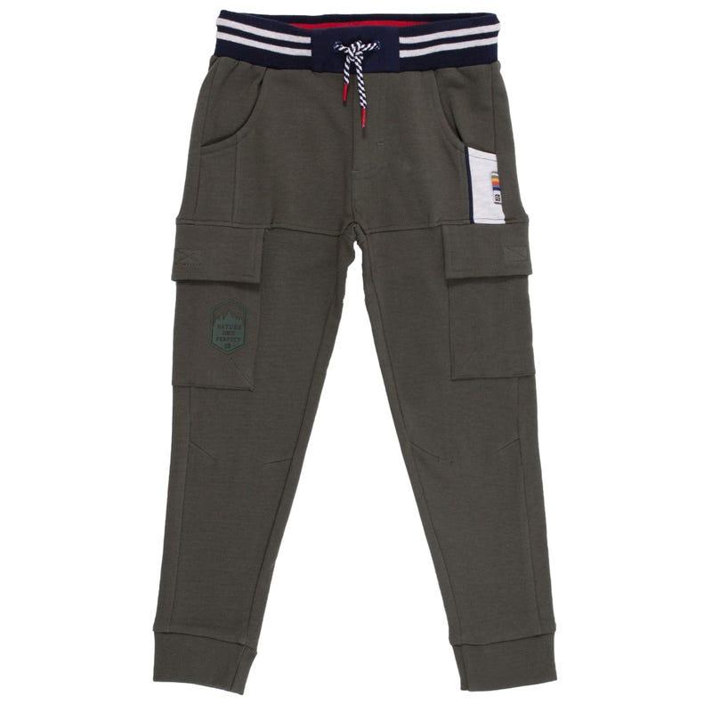 Pantalon Ouaté Prise 7-12ans