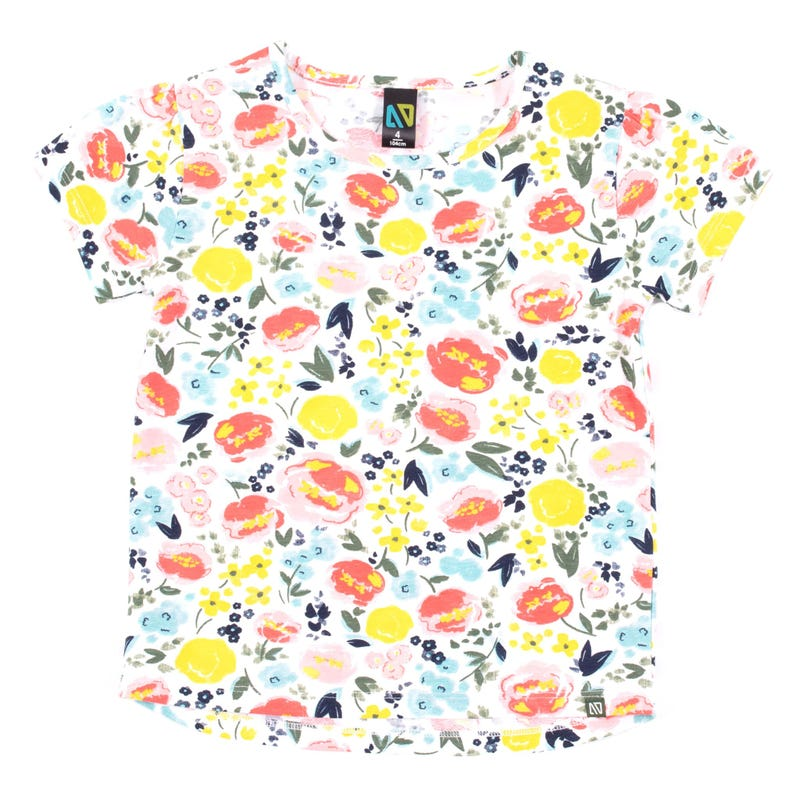 T-Shirt Soleil 7-12ans