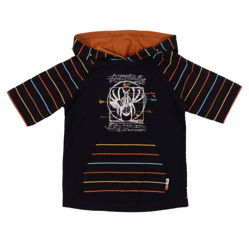Bugs Hooded T-Shirt 7-12y