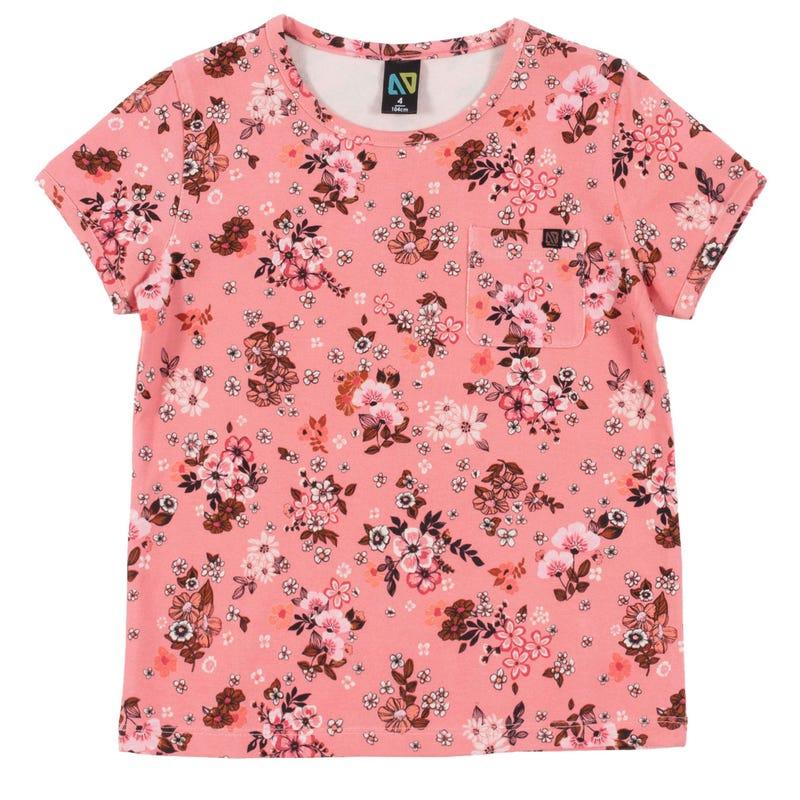 Boho Spirit Printed T-Shirt 7-12y