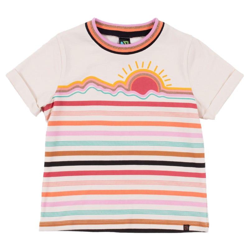 T-Shirt Bohémienne 7-12ans