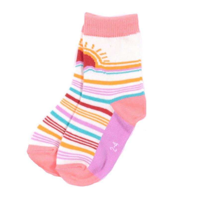 Boho Spirit Socks  2-7y
