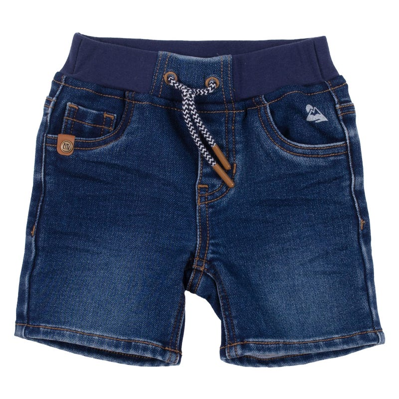 On the Road Denim Shorts 3-24m
