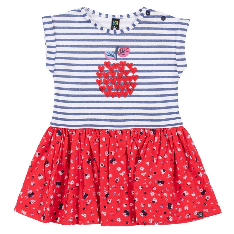 Robe Petite Pomme 3-24mois