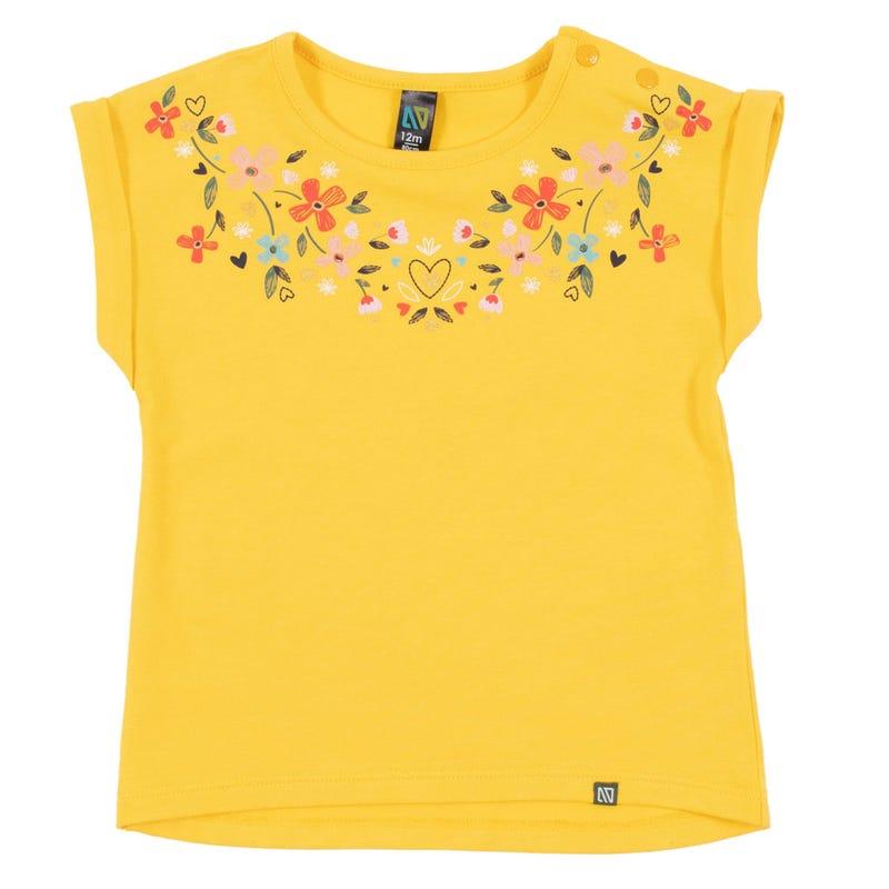 T-Shirt Soleil 3-24mois