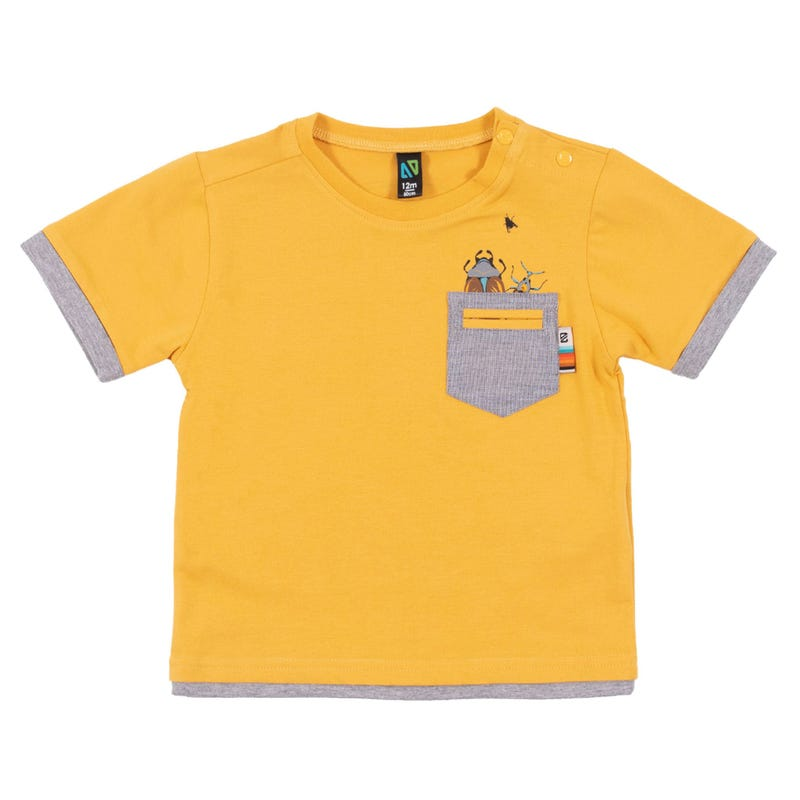 T-Shirt Insectes 3-24mois