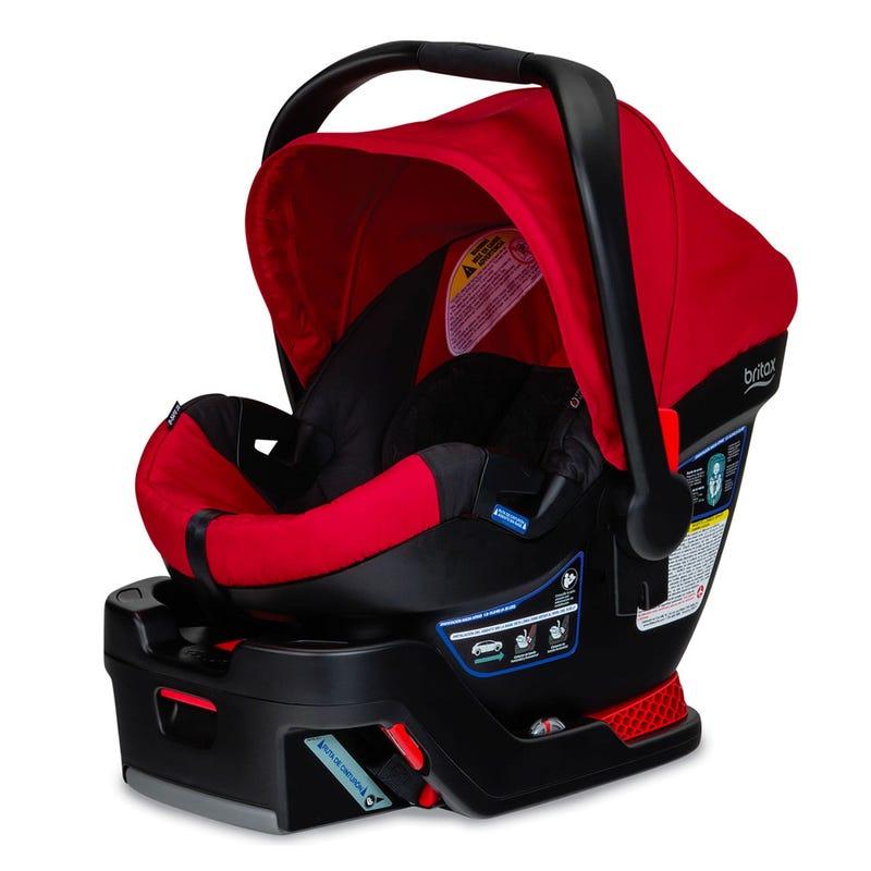 Car Seat B-Safe - Red