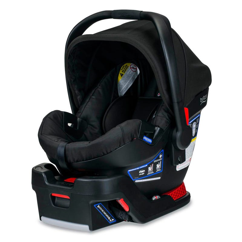 Bsafe Car Seat 4-35lb -Raven