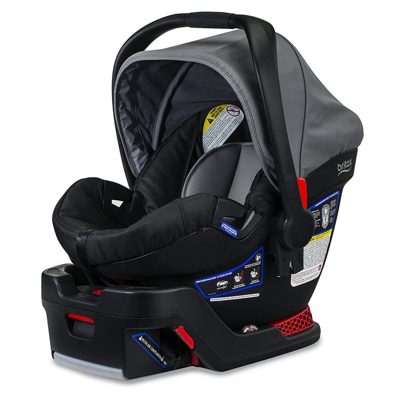 Car Seat B-Safe - Steel