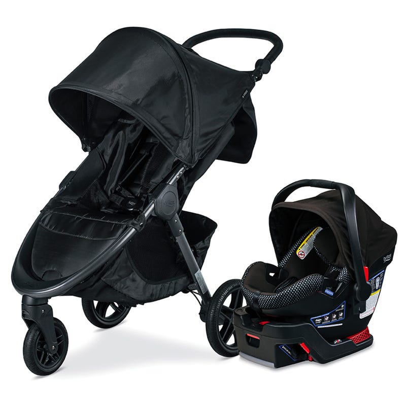 Travel System B-Safe Ultra Bla
