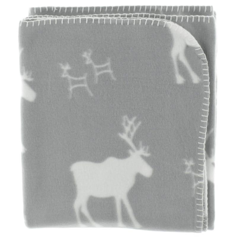 Blanket - Grey Deer