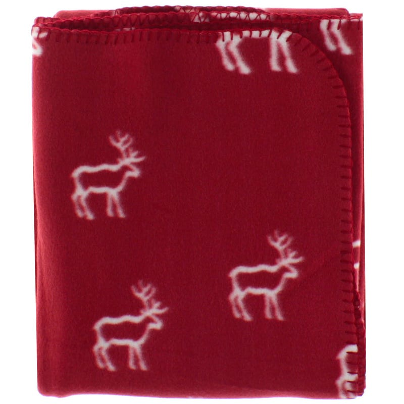 Blanket - Red Deer