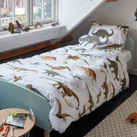 Dinosaur Twin Duvet Cover