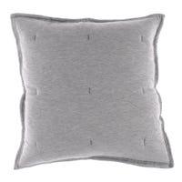 Jersey Cushion - Gray