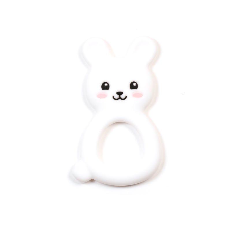 Jouet de Dentition - Lapin Blanc